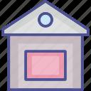 home, house, villa, cottage, shop