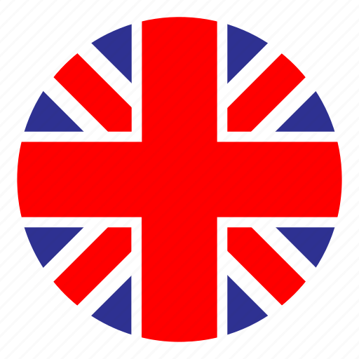 Country, europe, flag, round, uk, united kingdom, nation icon - Download on  Iconfinder
