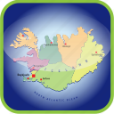 country, europa, europe, iceland, map, maps icon