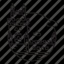 europe, city, portugal, capital, lisbon, castle, tower