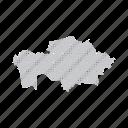 country, dashboard, data, dotted, europe, kazakhstan, map