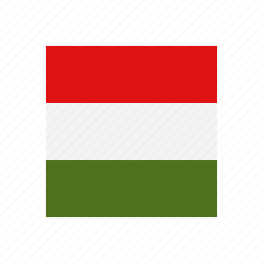 country, culture, europe, flag, hungary, nation, patriotism icon