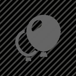 baloon, party icon