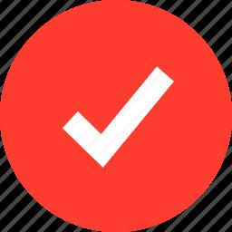 approved, check, checkmark, mark, materialdesign, ok, safe icon