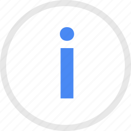 data, i, info, information, letter, materialdesign, more icon