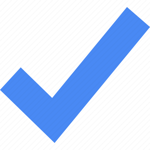 approved, check, checkmark, mark, materialdesign, pass, safe icon
