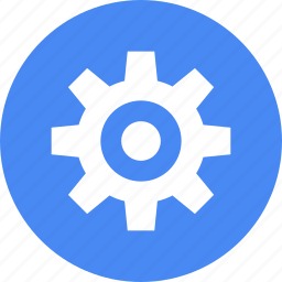 gear, materialdesign, menu, option, options, setting, settings icon