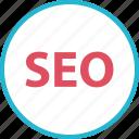 engine, online, optimization, search, web icon