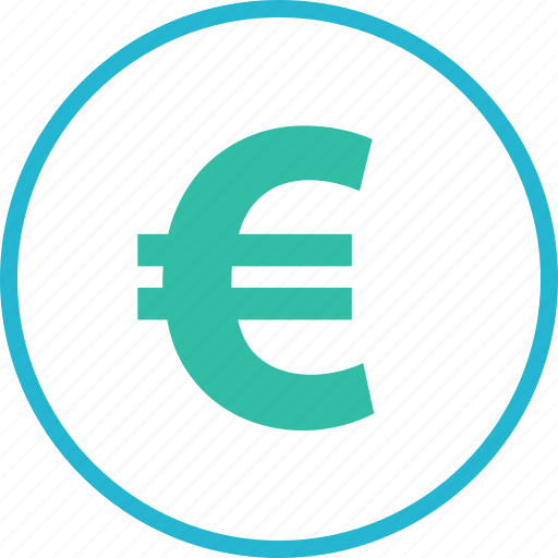 business, euro, funds, money, pay, sign icon