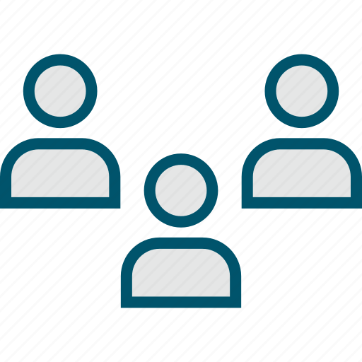 People, person, three, users icon - Download on Iconfinder