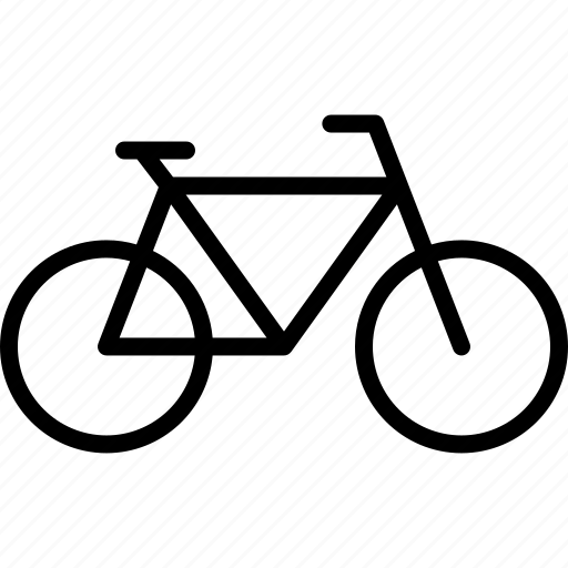 bicycle, bike, biking, cycling, cyclist, exercise, mountain icon