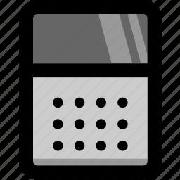 business, calculator, machine, math, number icon
