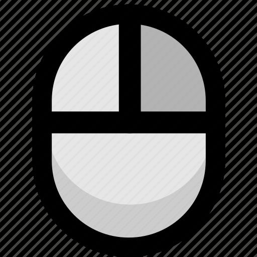 apple, classic, click, cursor, mouse icon