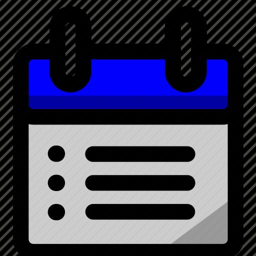 Calendar, date, month, schedule icon - Download on Iconfinder