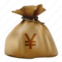 bag, brown, business, buy, cash, economy, money icon