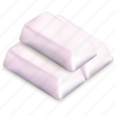 bar, bars, finance, fortune, ingot, ingots icon