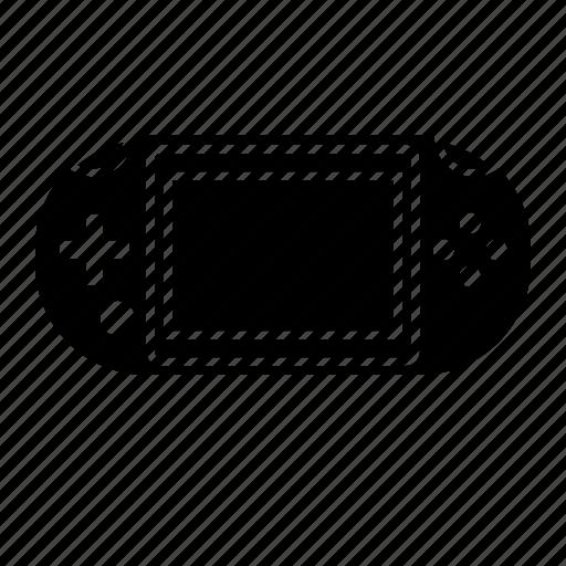 console, controller, game, gamepad, joystick, ps, vita icon