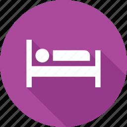 hostel, hotel, inn, lodge, rest, sleep icon