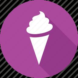 dessert, ice cream, icecream, sweet icon