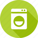 clean, laundry, wash, washer, washing machine icon