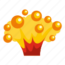 blast, bomb, boom, burst, effect, explode, high power explosion icon