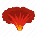 atomical explosion, blast, bomb, boom, burst, effect, explode icon