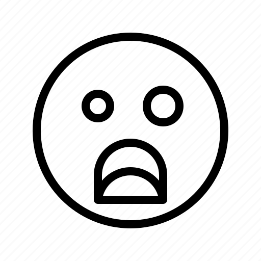 Aghast Amazement Bemused Emoji Emoticon Shocked Surprised Icon Download On Iconfinder Filled with sudden fright or horror: aghast amazement bemused emoji emoticon shocked surprised icon download on iconfinder