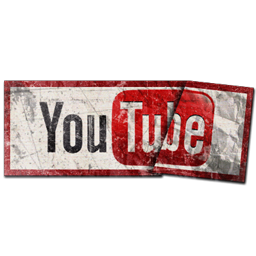 social, videos, youtube icon