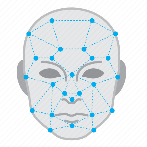 Artificial intelligence, face recognition, facial, robot, tech, technology icon - Download on Iconfinder