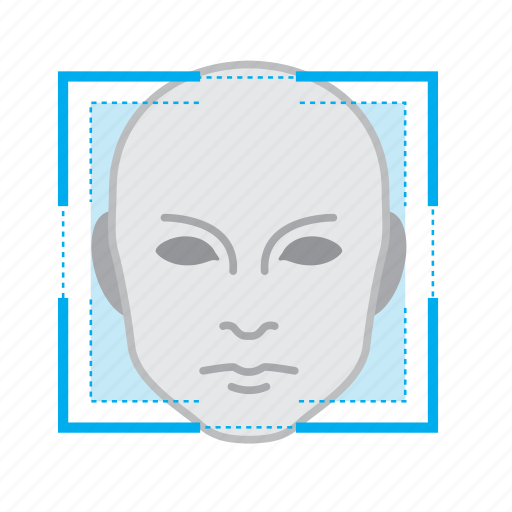Face recognition, machine, recognition, robot, tech, technology icon - Download on Iconfinder