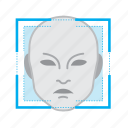 face recognition, recognition, robot, tech, technology