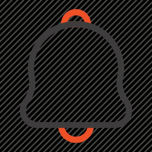 Alert, bell, notification, sound icon - Download on Iconfinder