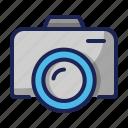 camera, facebook, media, photo, social media, video icon