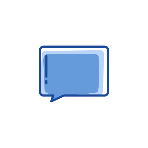 chat, comments, inbox, message icon