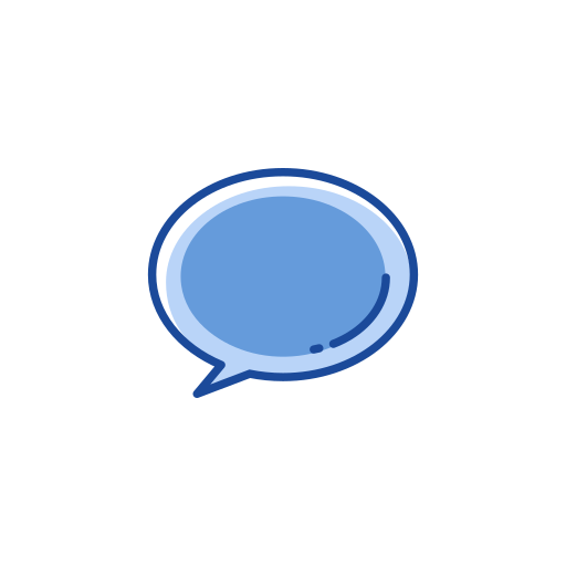 chat, comment, inbox, message icon