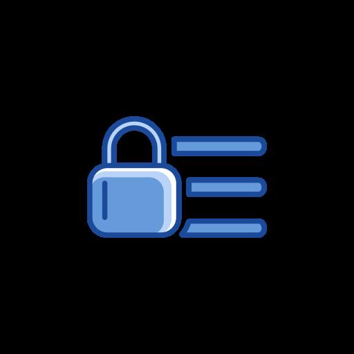 lock, padlock, safety, security icon