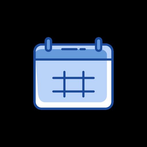calendar, correct, hash tag, tag icon