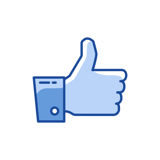 approved, hand, like, thumbs up icon