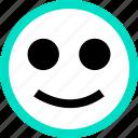 emoji, emotion, face, faces, feeling, smile icon