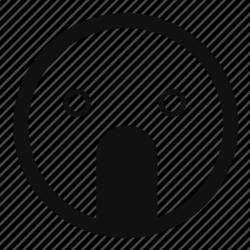 emoji, faces, sick, unhealthy, unwell, vomit, vomitting icon