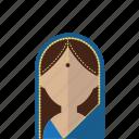 avatar, hindi, india, indian, women