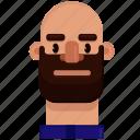 avatar, emoticon, face, human, men, people, person