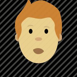 expression, face, human, male, person, profile icon