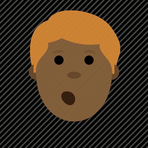 face, male icon