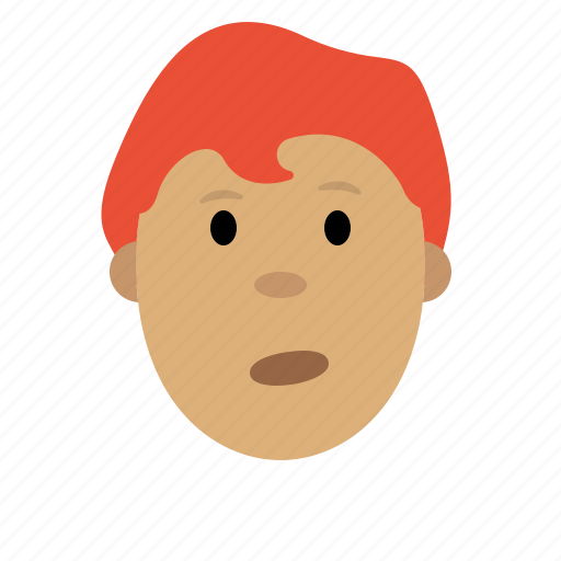 expression, face, male, people, profile icon