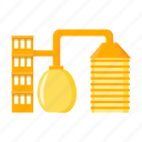 building, construction, equipment, factory, industry, workshop icon
