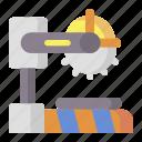 factory, technology, cutter, robot, industry, machine