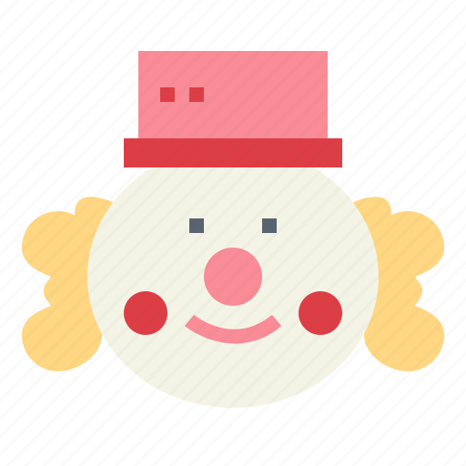 Carnival, circus, clown, fun icon - Download on Iconfinder
