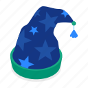 wizard, hat, magic, magician