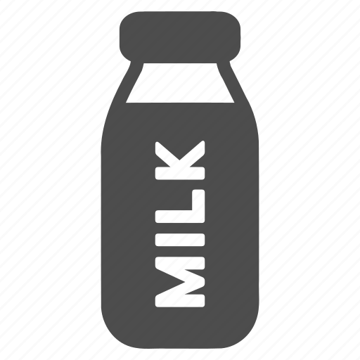 beverage, container, drink, drinking, glass, milk bottle, syrup icon